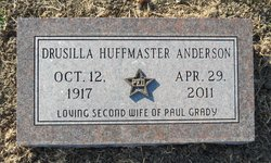 Drusilla <I>Huffmaster</I> Anderson