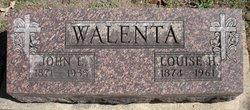 Louise H Walenta