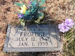 Anna M. Froedge