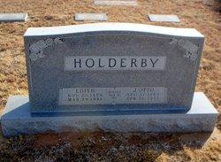 Edith May <I>Smith</I> Holderby