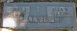 Joseph J Lewis