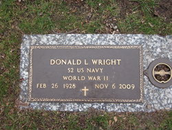 Donald L Wright