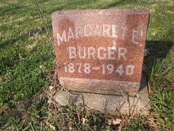 Margaret E. Burger