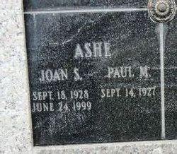 Joan S. Ashe