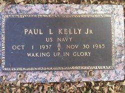 Paul L Kelly, Jr