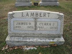 Jarius B. Lambert