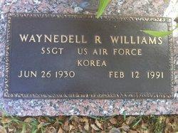 Waynedell R Williams