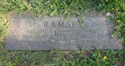 Martha Margarite <I>Decker</I> Ramsey