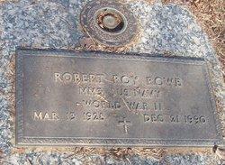 Robert Roy Rowe
