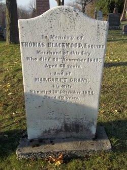 Margaret <I>Grant</I> Blackwood