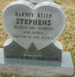 Barney Keith Stephens