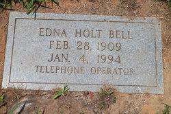 Edna Holt Bell