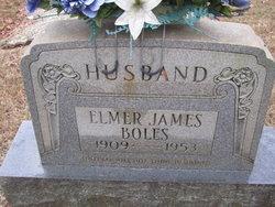 Elmer James Boles