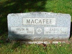 Easel <I>Chubbuck</I> Macafee