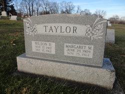 Margaret May <I>Pysher</I> Taylor
