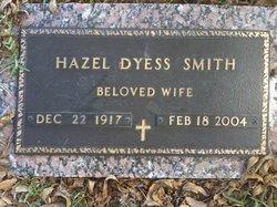 Hazel <I>Dyess</I> Smith