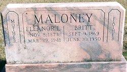 Eleanora <I>Dahlstrom</I> Maloney