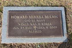 Howard Merrill McLain