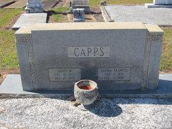 Laura Frances <I>McClendon</I> Capps