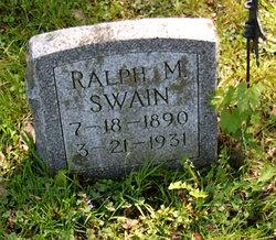 Ralph Merle Swain