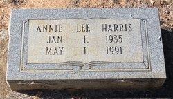 Annie Lee Harris