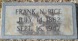 Frank N Rice