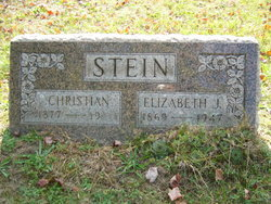 Elizabeth J. Stein