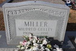 Mildred <I>Gulley</I> Miller