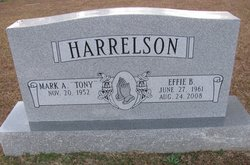 Effie B. Harrelson