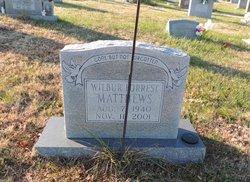 Wilbur Forrest Matthews