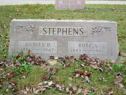 Rose A. <I>Taggart</I> Stephens