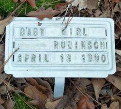 Baby Girl Robinson