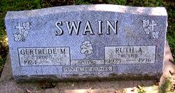 Gertrude M. Swain