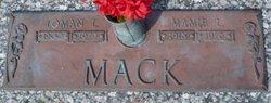 Mamie L Mack