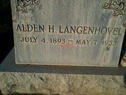Alden Henry Langenhovel