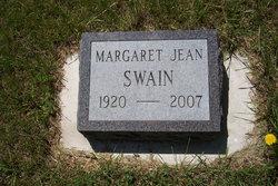 Margaret Jean Swain