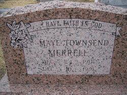 Maye Townsend Merrell