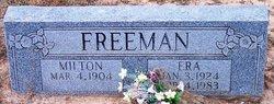 Milton Freeman