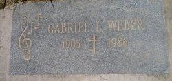 Gabriel L Weber