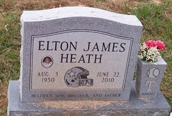 Elton James Heath