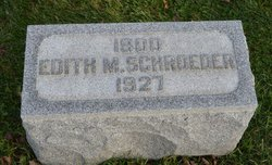 Edith M. Schroeder
