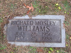 Richard Mosley Williams