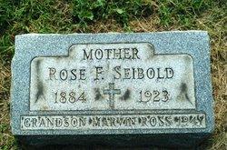 Rose Florence <I>Noe</I> Seibold