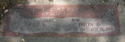 Harold A Nelson