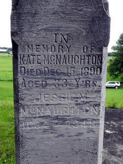 Jessie M. McNaughton