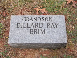 Dillard Ray Brim