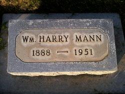 William Harry Mann