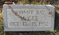 Johnny Ray McGee