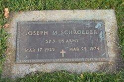 Joseph M. Schroeder