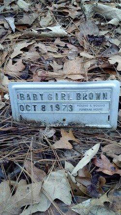 Baby Girl Brown